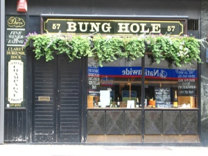Rude bar name