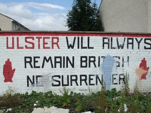 Shankill Road, West Belfast