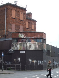 Police station, East Belfast