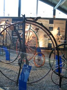 Bone cruncher, Ulster Transport Museum