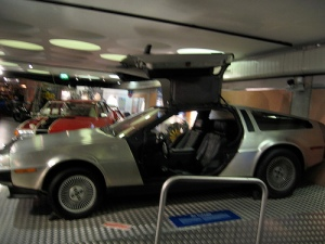 Delorean, Ulster Transport Museum