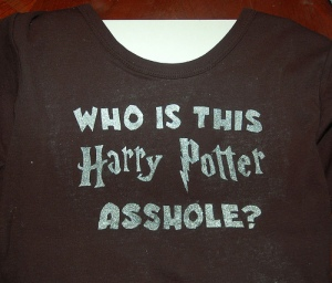 Hp shirt