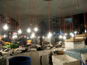 Beşiktaş Fish Market